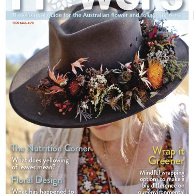 Flowers Magazine Issue 81 cover